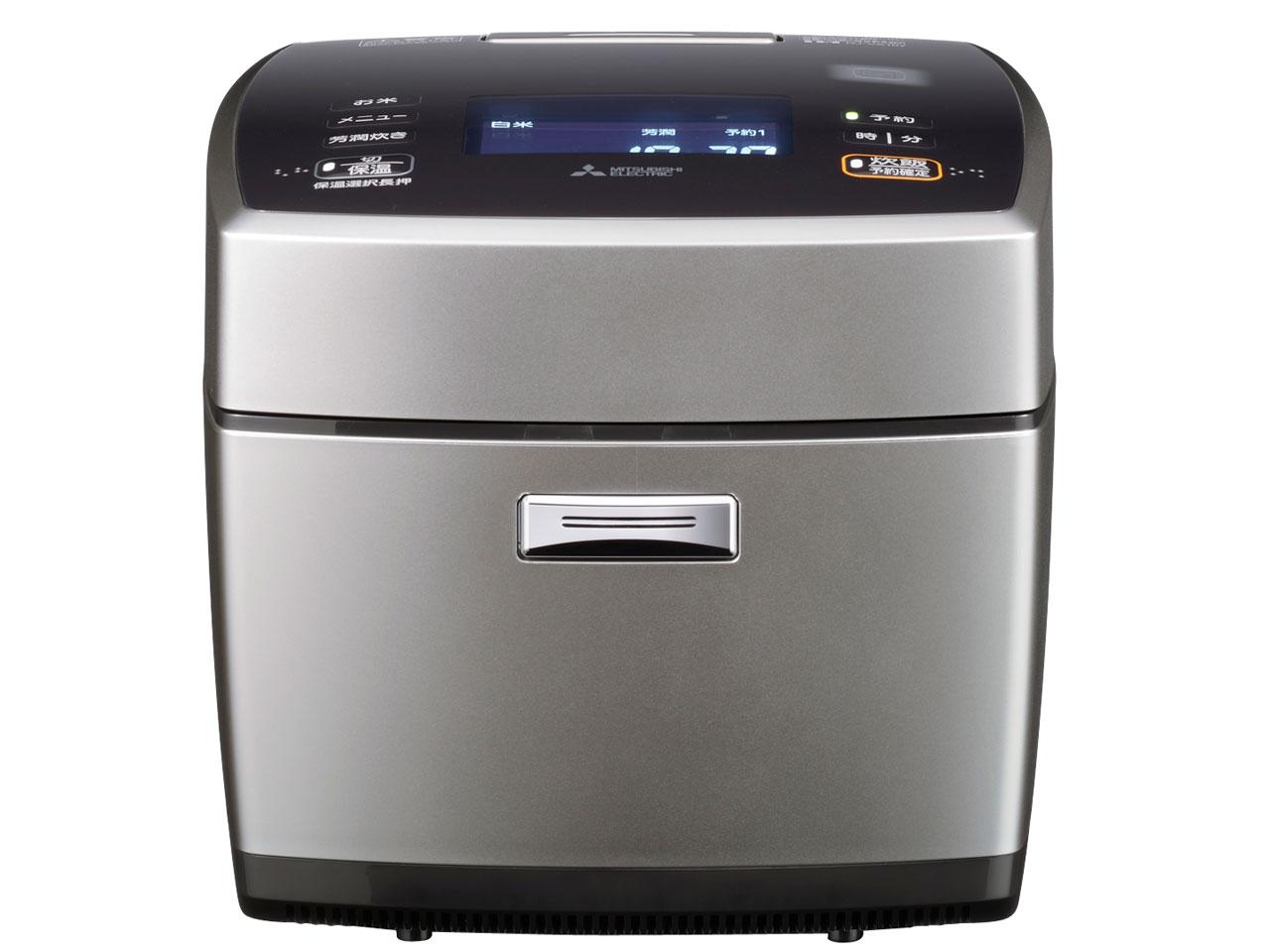 (お取り寄せ)三菱 IHジャー炊飯器「備長炭 炭炊釜」 NJ-VA107