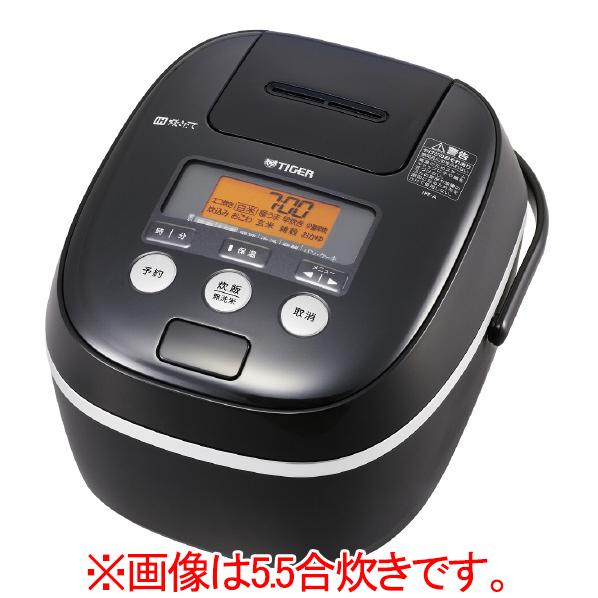 (お取り寄せ)タイガー JPE-A181-K IH炊飯ジャー(1升炊き) 炊きたて ブラック [JPEA181K]