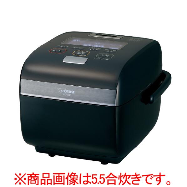 象印 NW-KB18-BZ 圧力IH炊飯ジャー(一升炊き) 炎舞炊き 黒漆 [NWKB18BZ]