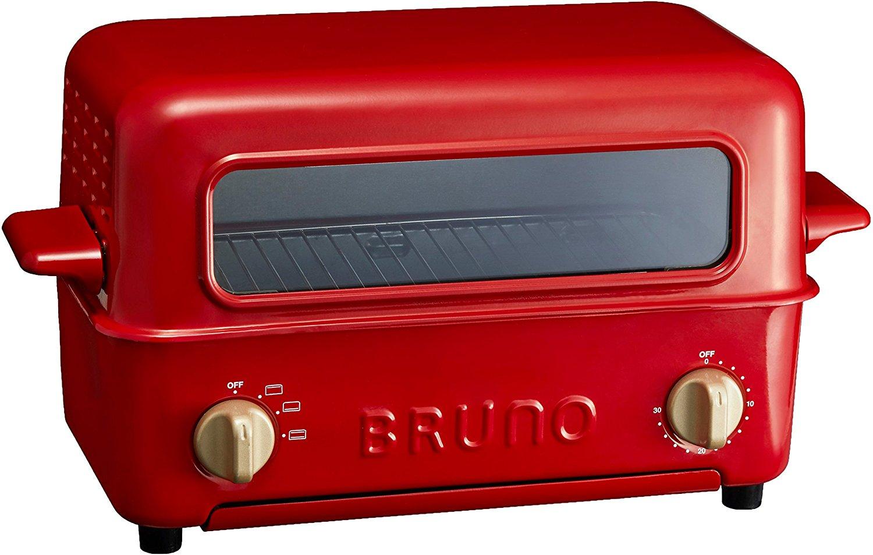 (お取り寄せ)BRUNO(ブルーノ)トースターグリル BRUNO Toaster Grill BOE033RD