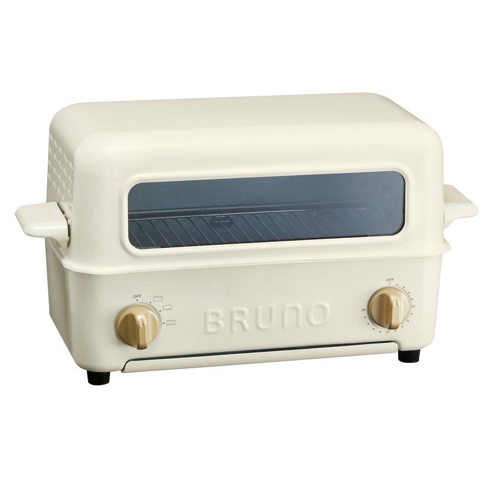 (お取り寄せ)BRUNO(ブルーノ)トースターグリル BRUNO Toaster Grill BOE033WH