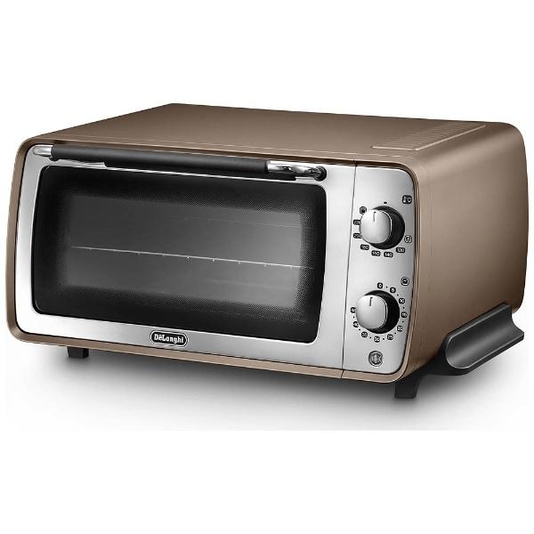 (お取り寄せ)デロンギ オーブントースター 「ディスティンタコレクション」EOI407J-BZ(Future Bronze)