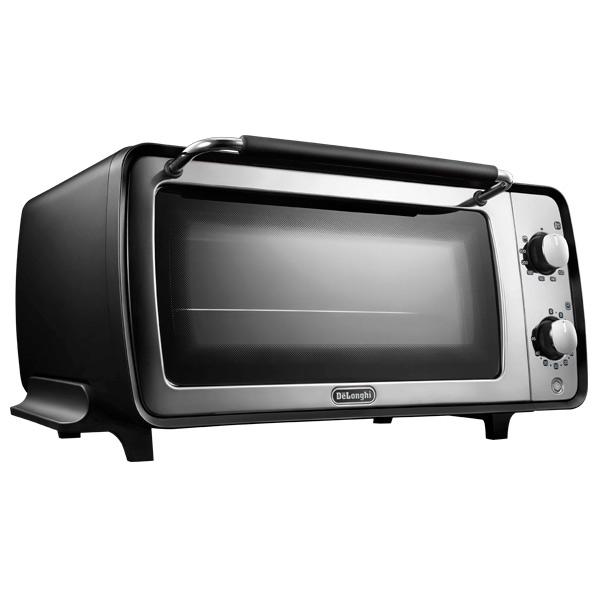 デロンギ EOI407J-BK オーブン&トースター ディスティンタコレクション エレガンスブラック [EOI407JBK]