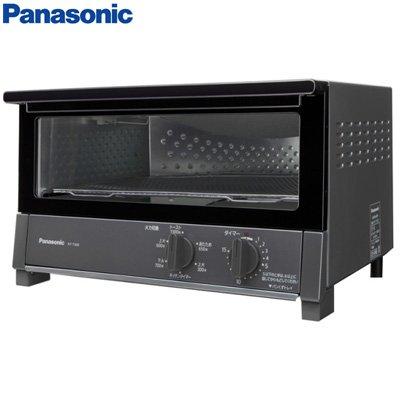 (お取り寄せ)パナソニック (Panasonic) オーブントースター 「3面ディンプル庫内」採用 NT-500-K (ダークメタリック)
