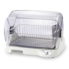 (お取り寄せ)タイガー 食器乾燥器TIGER サラピッカ 温風式 DHG-S400
