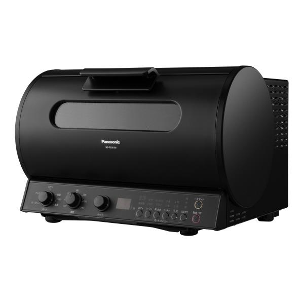 (お取り寄せ) Panasonic NB-RDX100-K ブラック パナソニック ロティサリーグリル&スモーク