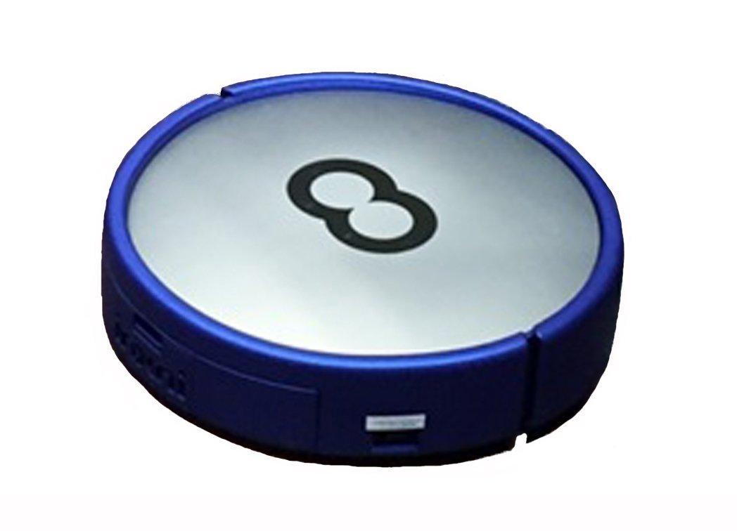 Xrobot(エックスロボット) お掃除ロボット INXNI(インクスニィ) ブルー X533-L