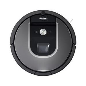 (お取り寄せ)iRobot ロボットクリーナー ルンバ960 メッドシルバー R960060