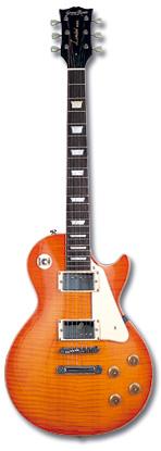 (お取り寄せ)Grass Roots G-LP-60S HS グラスルーツ エレキギター GLP60S レスポールタイプ