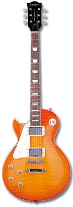 (お取り寄せ)Grass Roots G-LP-60S LH HS グラスルーツ エレキギター レフティ レスポールタイプ GLP60SLH