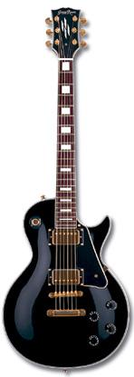 (お取り寄せ)Grass Roots G-LP-60C BK グラスルーツ エレキギター レスポールタイプ GLP60C