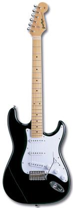 Grass Roots G-SE-50M BK グラスルーツ エレキギター ストラトキャスタータイプ GSE50M