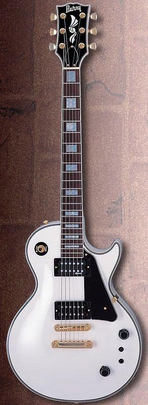 (お取り寄せ)BURNY RLC-75S 2011 SW バーニー エレキギター レスポールタイプ RLC75S2011