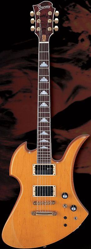 (お取り寄せ:納期未定)BURNY hide MODEL MG-165S LD バーニー エレキギター X JAPAN HIDE MG165S