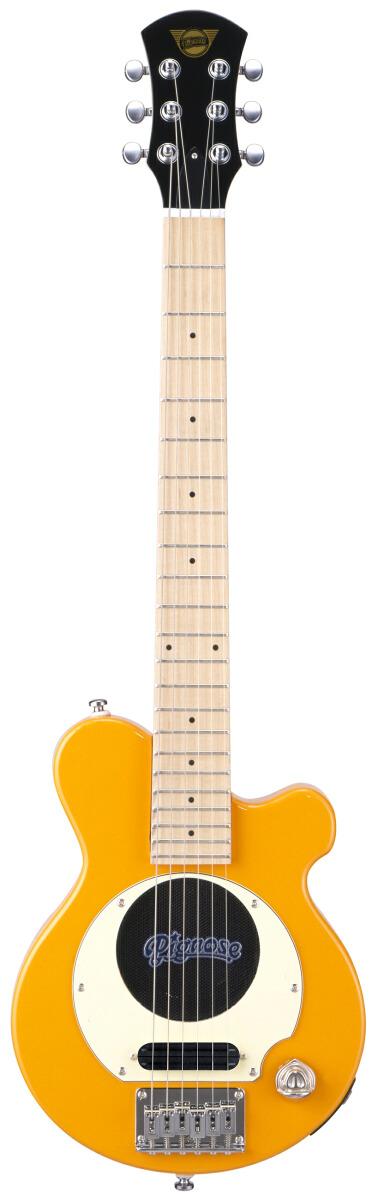 (お取り寄せ)Pignose PGG-200 OR(PGG200 OR)ピグノース アンプ内蔵ミニギター