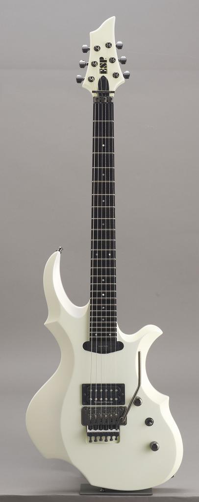ESP ANTEROPE Pearl White Gold イーエスピー エレキギター ギグケース付属