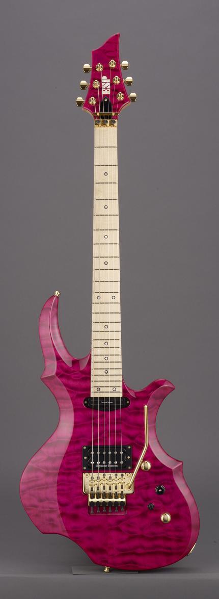 ESP ANTEROPE-CTM Cosmos Pink/M イーエスピー エレキギター ギグケース付属