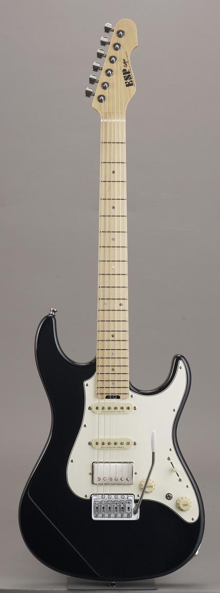 ESP SNAPPER-AS Black イーエスピー エレキギター ギグケース付属