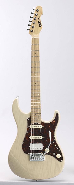 ESP SNAPPER-AS HB イーエスピー エレキギター ギグケース付属