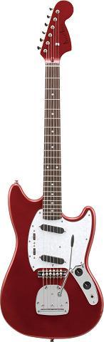 (お取り寄せ)PhotoGenic MG200 MRD フォトジェニック エレキギター MG-200 MRD AKB48 ムスタングタイプ