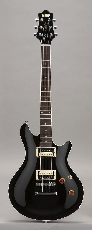 ESP POTBERRY-STD JB Black イーエスピー エレキギター ハードケース付属