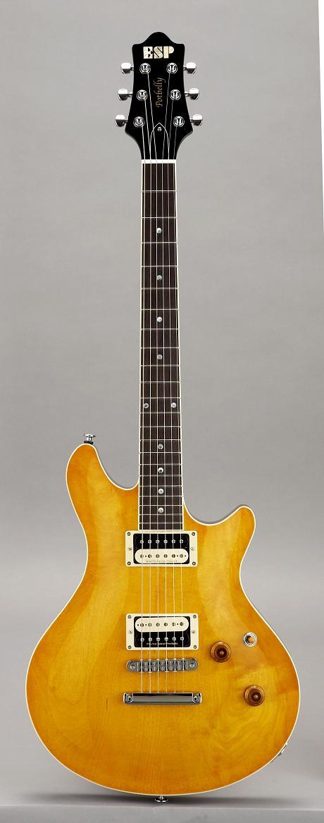 ESP POTBERRY-STD Lemon Drop イーエスピー エレキギター ハードケース付属