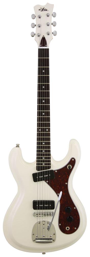 (お取り寄せ)Aria Retro Classics DM-01 VW アリア エレキギター DM01