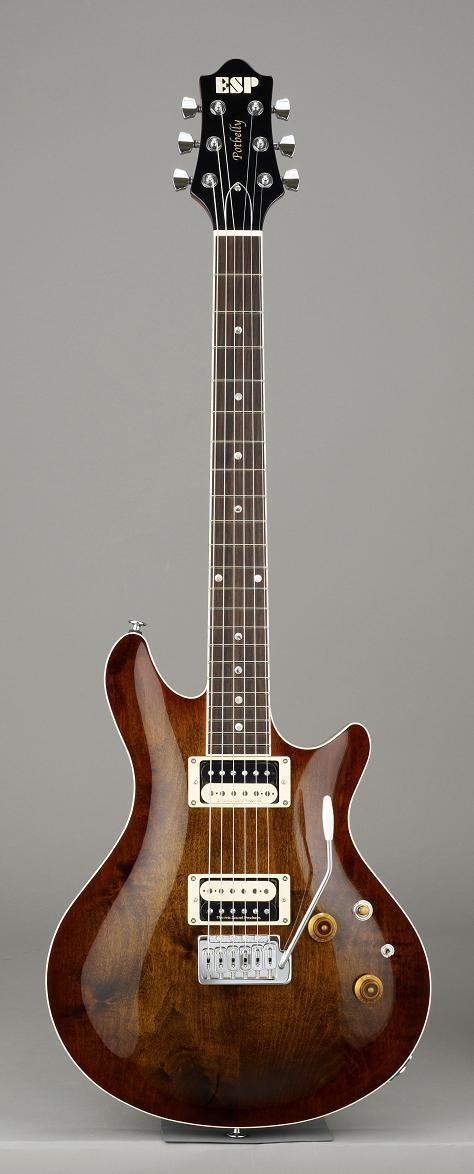 ESP POTBERRY-TR Anber Cherry Sunburst イーエスピー エレキギター ハードケース付属