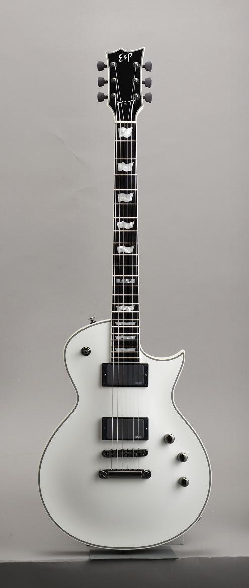 ESP MA-CTM Snow White イーエスピー エレキギター ギグケース付属