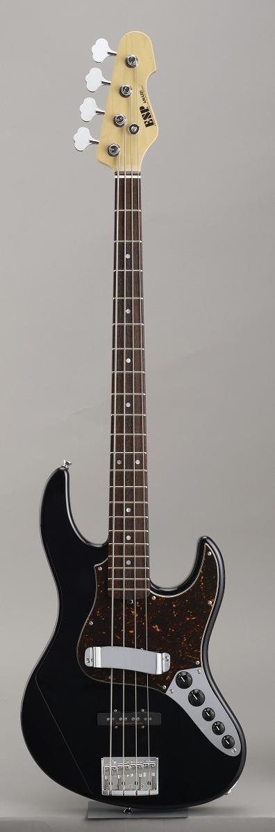 ESP AMAZE-ALR Black イーエスピー エレキベース ギグケース付属