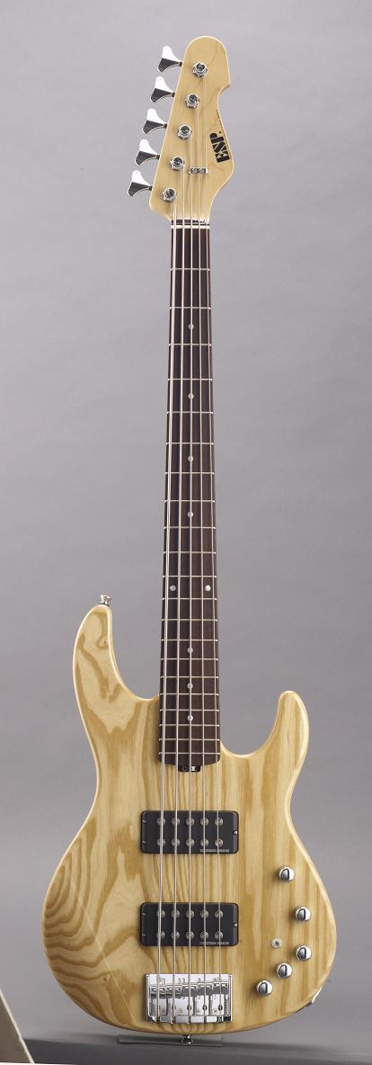 ESP AP-SL5 Satin Natural /Rosewood イーエスピー エレキベース ローズウッド指板 ギグケース付属