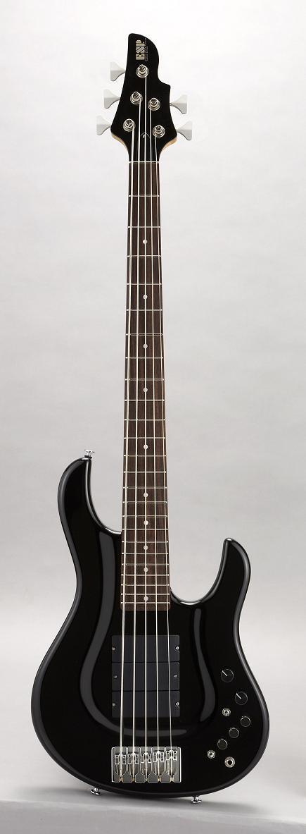 ESP HALIBUT-ASH Black イーエスピー エレキベース ギグケース付属