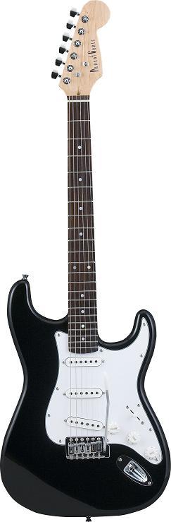 (お取り寄せ)PhotoGenic ST180 BK フォトジェニック エレキギター ストラトキャスター タイプ