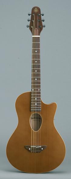 ESP BambooInn-K Charプロデュース・ギター ナイロン弦タイプ
