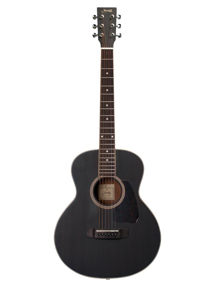 (お取り寄せ)S.Yairi YM-03/BLK(ブラック)Sヤイリ ミニギター YM03 BLK コンパクト・アコースティックギター