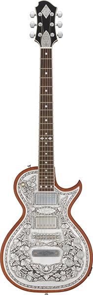(お取り寄せ)ZEMAITIS A24MF ゼマイティス エレキギター ゼマティス Made in Japan