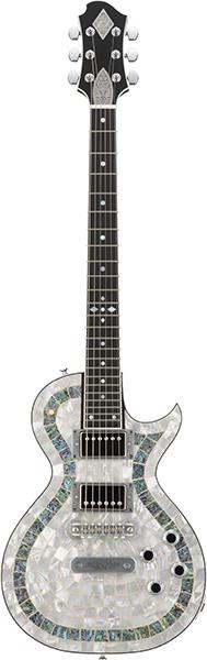 (お取り寄せ)ZEMAITIS CS24PF LITTLE RING ゼマイティス エレキギター ゼマティス