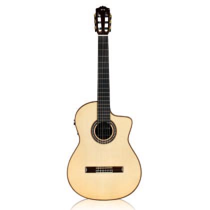(お取り寄せ)Cordoba Iberia Series GK Pro Negra *ハードケース付き コルドバ クラシックギター ジプシーキングス使用モデル