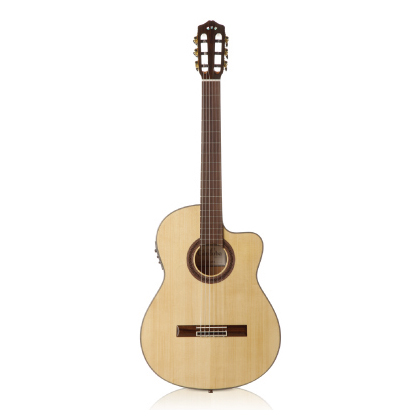 (お取り寄せ)Cordoba Iberia Series GK Studio *ギグバッグ付き コルドバ クラシックギター ジプシーキングス使用モデル