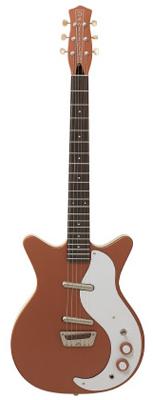 (お取り寄せ)Danelectro ダンエレクトロ エレクトリックギター Model 59 O ORIGINAL FACTORY SPEC 59 O COP カッパー *オリジナルギグバッグ付き
