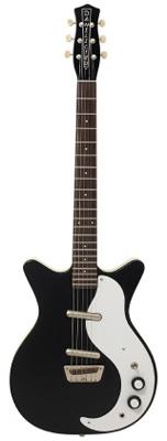 (お取り寄せ)Danelectro ダンエレクトロ エレクトリックギター Model 59 O ORIGINAL FACTORY SPEC 59O BLK ブラック *オリジナルギグバッグ付き