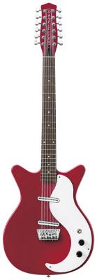 (お取り寄せ)Danelectro ダンエレクトロ エレクトリックギター 59 12 STRING レッド 59 12STRING RED *オリジナルギグバッグ付き