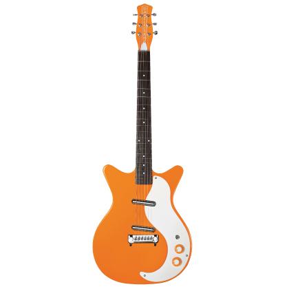 (お取り寄せ)Danelectro ダンエレクトロ エレクトリックギター Model 59 M New Old Stock ORANGE-ADELIC 59M NOS ORG *オリジナルギグバッグ付き