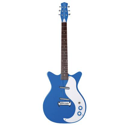 (お取り寄せ)Danelectro ダンエレクトロ エレクトリックギター Model 59 M New Old Stock GO-GO BLUE 59M NOS GBLU *オリジナルギグバッグ付き