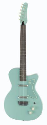 (お取り寄せ)Danelectro ダンエレクトロ エレクトリックギター 56 SINGLE CUTAWAY GUITAR AQ アクア *オリジナルギグバッグ付き