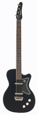 (お取り寄せ)Danelectro ダンエレクトロ エレクトリックギター 56 SINGLE CUTAWAY BASS BLK(BK)ベースギター ブラック *オリジナルギグバッグ付き
