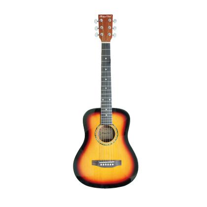 (お取り寄せ)ANTIQUE NOEL アンティークノエル ミニギター AM-0 SB(AM0SB)
