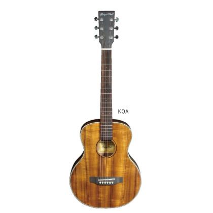 (お取り寄せ)ANTIQUE NOEL アンティークノエル ミニギター AM-1 KOA(AM1KOA)