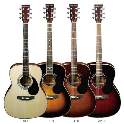 (お取り寄せ)ANTIQUE NOEL アンティークノエル アコースティックギター ナチュラル AF-1 NAT(AF1NAT)