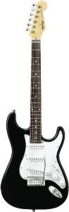 K-Garage エレキギター KST-150-BLK(KST150BLK)ブラック *ソフトケース付き
